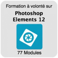 Formez-vous sur Photoshop Elements 12