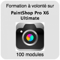 Formez-vous sur PaintShop Photo Pro X6 Ultimate