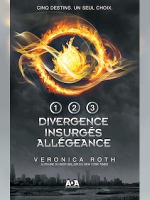 Coffret - Divergence - Trilogie
