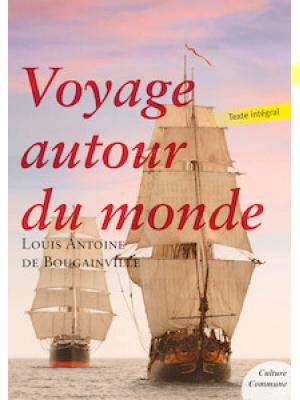 Voyage autour du monde - par le frégate La Boudeuse et la flûte L'Étoile