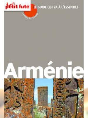 Arménie 2015 Carnet de voyage Petit Futé