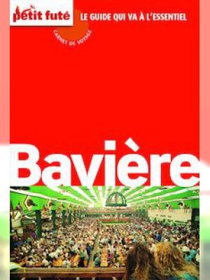 Bavière 2015 Carnet de voyage Petit Futé