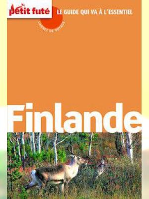 Finlande 2015 Carnet de voyage Petit Futé